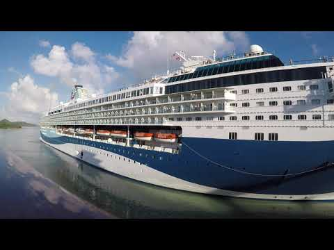 EMPRESS OF THE SEAS CANCELS PORT STOP IN SAN JUAN PUERTO RICO from YouTube · Duration:  4 minutes 41 seconds