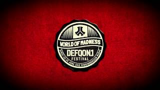 Noize Suppressor @ Defqon.1 2012 (Liveset) (HD)