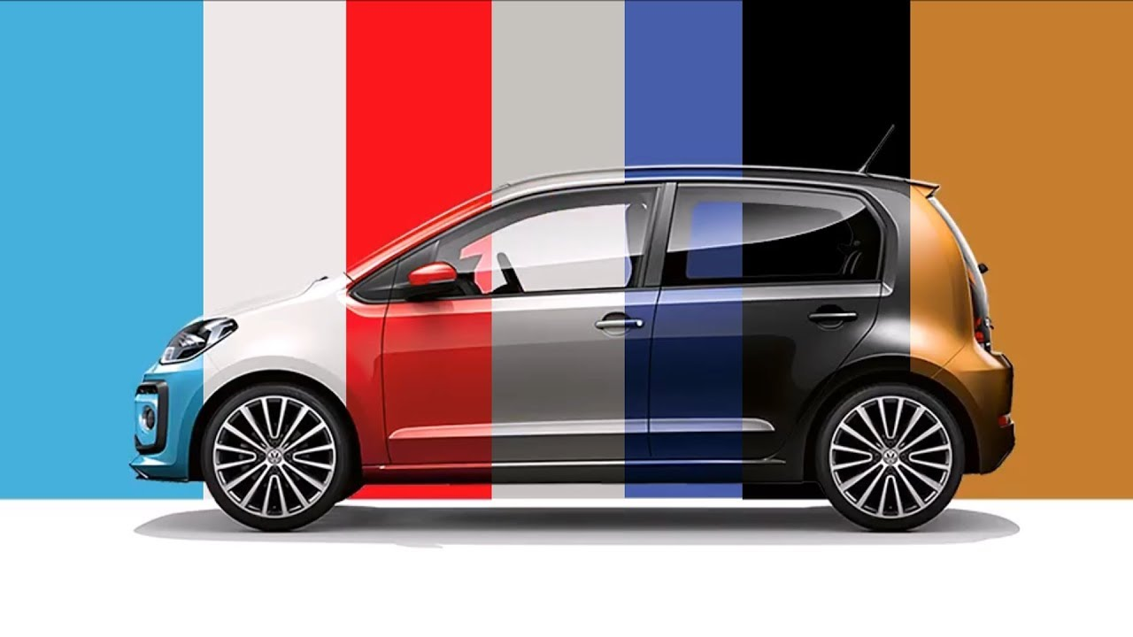 2017 Volkswagen Up Colour Selection Youtube