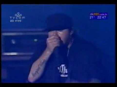 Charlie Brown  Jr. - Tamo Ai Na Atividade (Ao Vivo) 2006