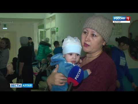 В Ключевском районе Алтайского края закрыли баклабораторию