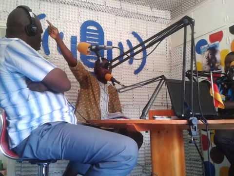 KINGLAYE A LA RADIO MOZAIK RABAT  SAMEDI 17/09/2016 P--03