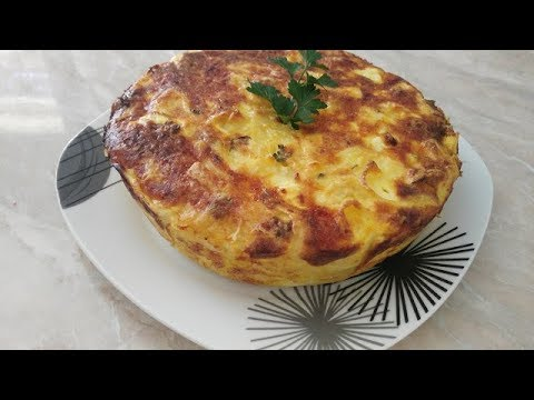 Bakina kuhinja - rezanci sa sirom pavlakom  u rerni