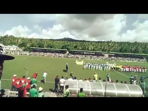 Extrait de l'hymn nationale des Comores