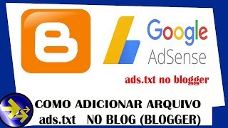 Como implementar o CÓDIGO ads.txt no blog (blogger)Site com problemas de arquivos ads.txt Mp3