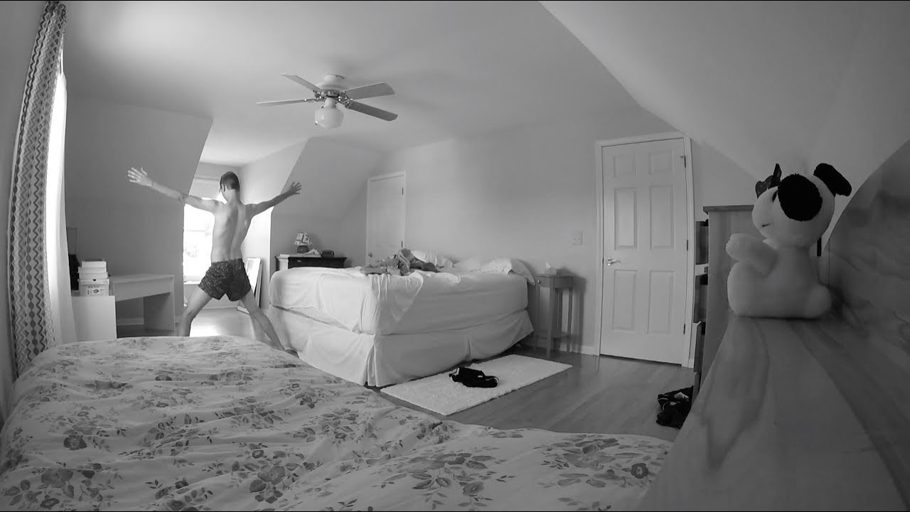 Hidden Camera: Bedroom