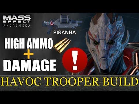 Human Engineer Platinum Build Mass Effect Andromeda