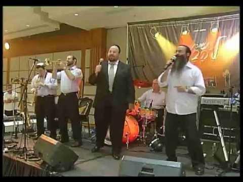 אברמי רוט בחתונה עם תזמורת להבה | Avremi Rot
