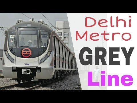 Delhi Metro GREY LINE Deadline and Details || MetroRail Blog