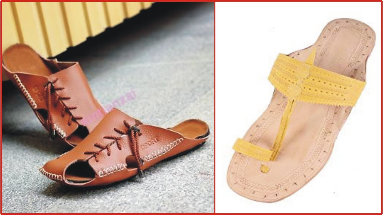 Genuine Leather Chappals | Sandals For