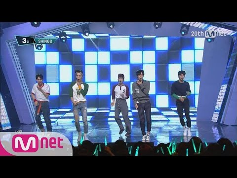 SHINee - ′VIEW′ M COUNTDOWN 150611 Ep.428