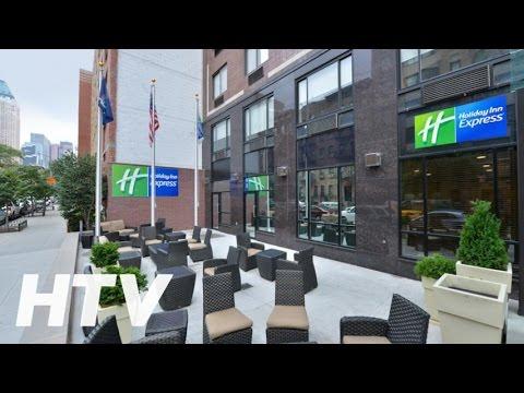 Hotel Holiday Inn Express Manhattan Midtown West en New York