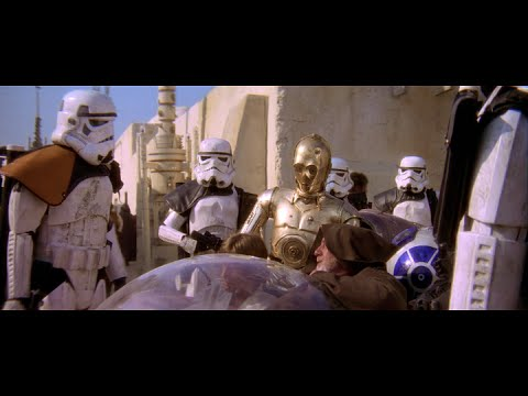 Star Wars Episode IV - A New Hope: These aren't the droids you're looking for [1080p HD]
