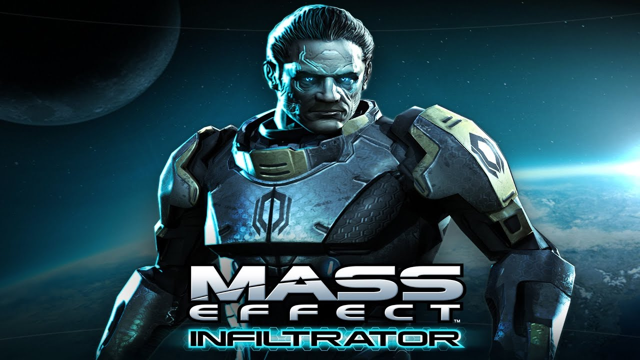 Mass effect™ infiltrator android gameplay from electronic arts.