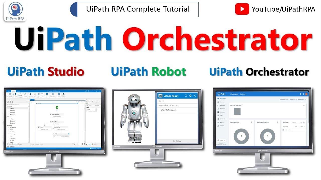 Platform Uipath Orchestrator