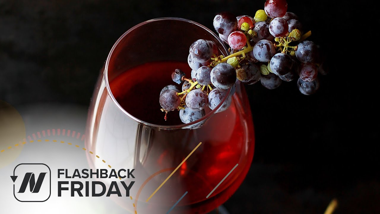 Flashback Friday: The Best Source of Resveratrol