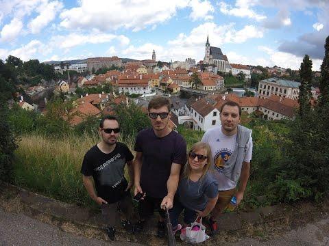 Bike Trip 2016 - South Bohemia and Moravia (Czech Republic)
