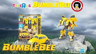 Transformers Bumblebee Sverige - Power Charge