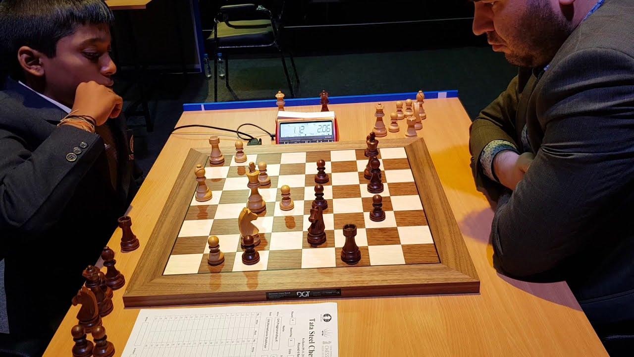 ATTACK LIKE MAGNUS!! Yu Yangyi vs Magnus Carlsen || Norway Blitz