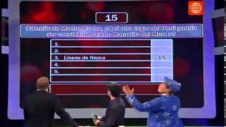 Programa 100 Peruanos Dicen del 21 de Julio del 2013 - Completo