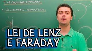 Lei de Lenz e Faraday - Extensivo Física | Descomplica