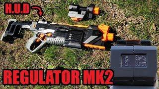 Regulator Mk2 - Selectfire, Ammo counter, 140FPS Regulator Mod Video
