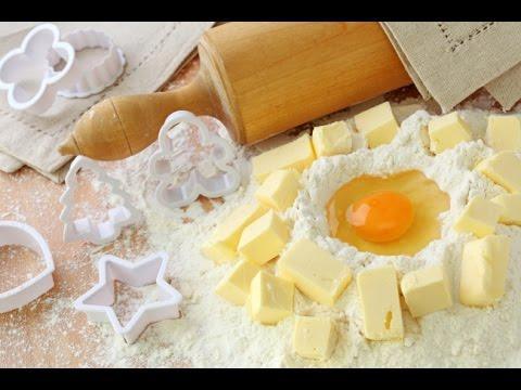 видео: Идеальное песочное тесто. Рецепт приготовления песочного теста.