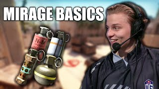Aleksib De_Mirage Basic Tips & Tricks