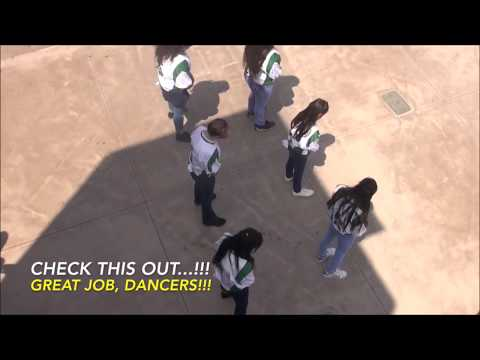 Roy Romer Middle School X Dance Rally