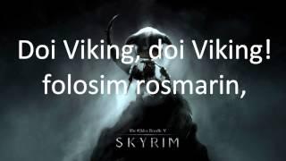 Dovahkiin Misheard Romanian Lyrics