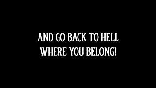 Slipknot - Red Flag - HQ - Lyrics