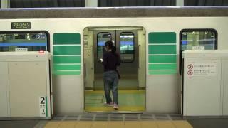 神奈川県内鉄道路線のホームドア 開閉シーン集 thumbnail