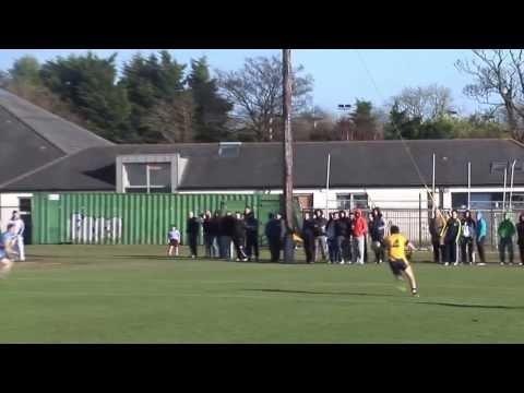 Irish Daily Mail HE GAA Sigerson Cup QF DCU v UCD Michael Murphy Point