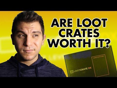 Are Loot Crate DXs worth it? - Rerez Talks