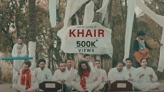 Khair | Zain Zohaib |Qasida |Maula Ali a.s.w 🙏