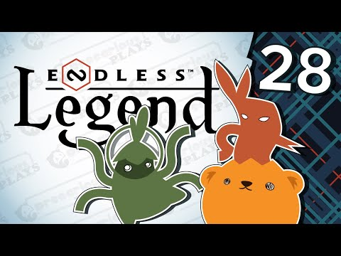 Endless Legend | Episode 28: This Game Looks & Sounds Much Nicer Than It Needs To | Precarious Plays |