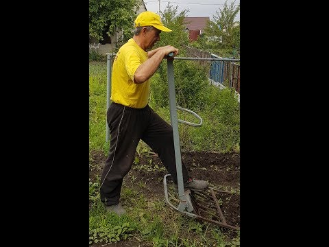 Самая удобная чудо лопата для вскопки