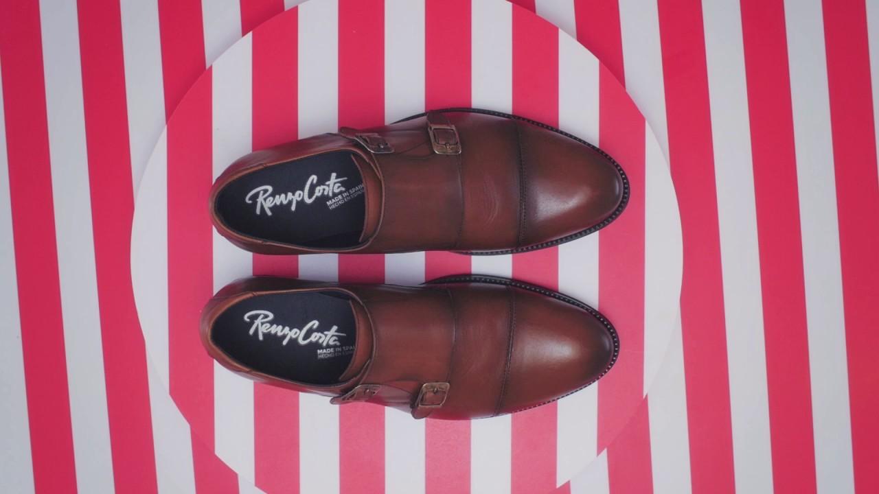 zapatos de cuero en RenzoCosta.com - YouTube c90b5cfe2964