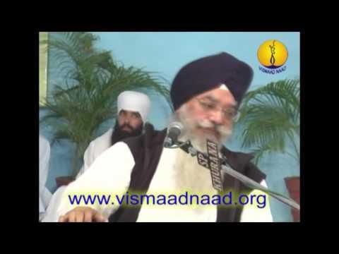 Raag Kedara Bhai Sarbjeet Singh Durg  - Adutti Gurmat Sangeet Samellan 2011