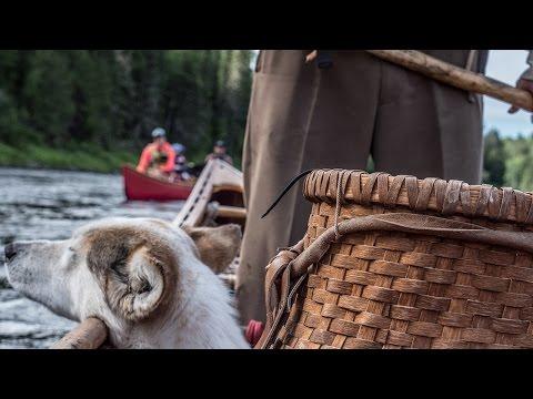 Canoeing Maine's Allagash Wilderness Waterway - Part 1