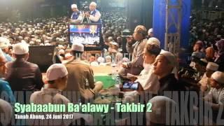 Hadroh Syabaabun Ba'alawy - Takbir II