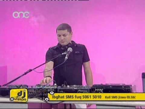 DJ VISION -0NE 2010- DJ JAMES DEACON - FISH[percussions]+ DANCERS -ALFIE FABRI