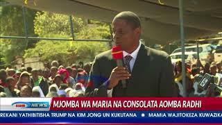 Mjomba wa Maria na Consolata atoa ya moyoni