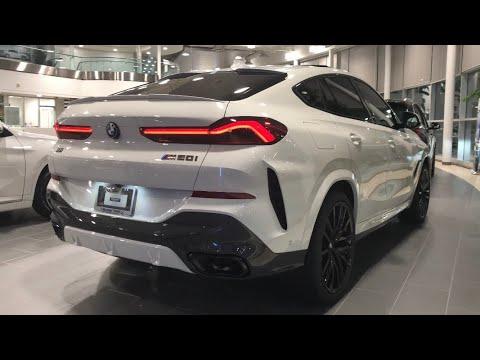 Bmw X6 M 2020 White