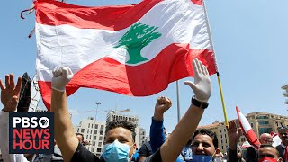 Lebanon, already bankrupt, contends with pandemic's rising threat