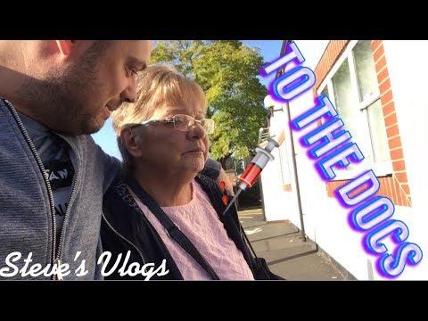 Popped Mum to the Doctors | Daily Vlog | #stevesvlogs