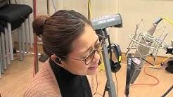 Lena Park(박정현) - Vincent (Starry starry night. 2010 cover album) @ 2015.04.17 Radio Live (DJ 임백천)