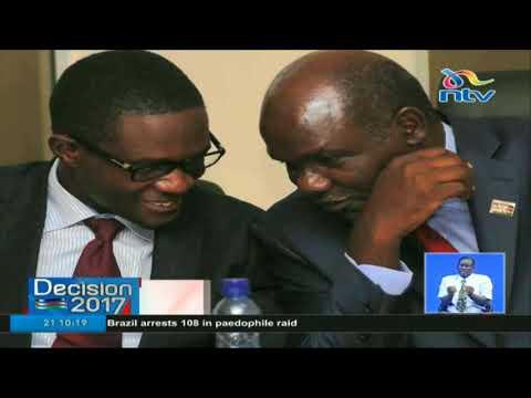 Akombe scoffs at Chiloba's leave thumbnail