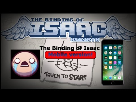 The Binding of Isaac: Rebirth | IOS VERSION, FIRST LOOK!