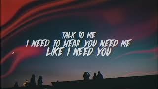 Trevor Daniel - Falling (Lyrics)-1HOUR